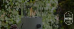 Farolillos de jardín